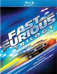 Fast And The Furious Trilogy, The Blu-ray