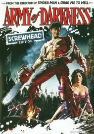 Army Of Darkness: Screwhead Edition Movie