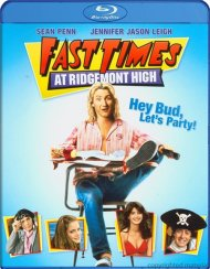 Fast Times At Ridgemont High Blu-ray