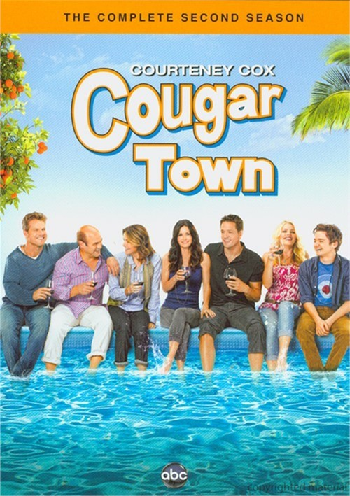 Cougar Town: The Complete Second Season Movie