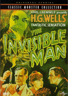 Invisible Man, The  Movie