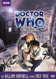 Doctor Who: Planet Of Giants Movie