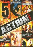 5 Movie Action Pack: Volume Six Movie
