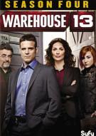Warehouse 13: Season Four (Repackage) Movie