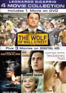 Leonardo DiCaprio 4-Movie Collection Movie