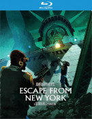 Escape From New York: Limited Edition Steelbook Blu-ray