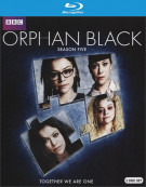 Orphan Black: The Complete Fifth Season Blu-ray