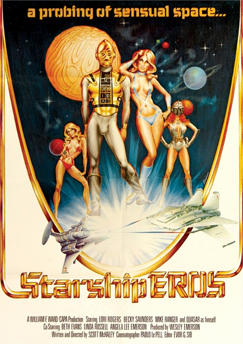 Starship Eros porn video
