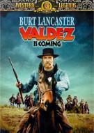 Valdez Is Coming Movie