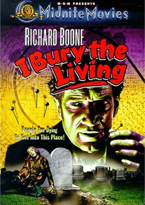 I Bury The Living Movie