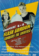 Flash Gordon Conquers The Universe: Chapters 5-8 Movie