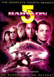 Babylon 5: The Complete Fourth Season Movie