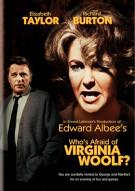 Whos Afraid of Virginia Woolf? Movie