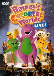 Barney: Barneys Colorful World! Live Movie