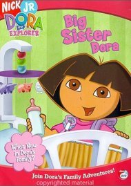 Dora The Explorer: Big Sister Dora Movie