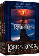 Lord Of The Rings, The: Limited Edition 3 Pack Movie
