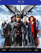 X-Men: The Last Stand Blu-ray