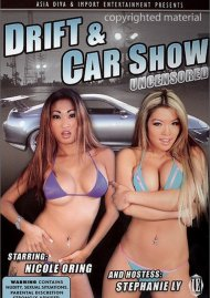 Drift & Car Show: Uncensored Movie