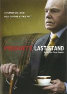 Pinochets Last Stand Movie