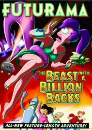 Futurama: Beast With A Billion Backs Movie