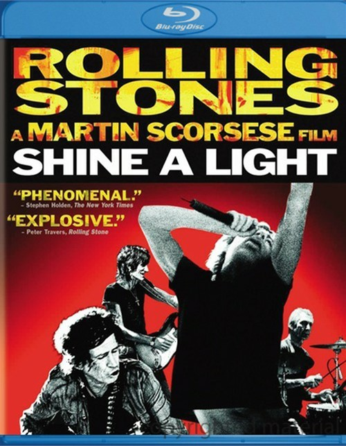 Shine A Light Blu-ray