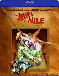 Jewel Of The Nile: Special Edition Blu-ray