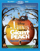 James And The Giant Peach: Special Edition Blu-ray