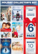 6 Movie Pack: Holiday Collectors Set Vol. 2 (Bonus Audio) Movie
