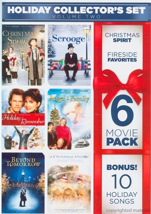 6 Movie Pack: Holiday Collectors Set Vol. 2 (Bonus Audio) Movie