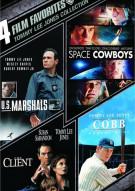 4 Film Favorites: Tommy Lee Jones Collection Movie