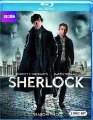 Sherlock: Season Two Blu-ray