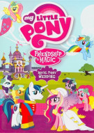 My Little Pony: Friendship Is Magic - Royal Pony Wedding Movie