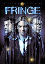 Fringe: The Complete Fourth Season Movie