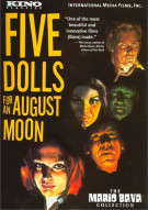 5 Dolls For An August Moon: Remastered Edition Movie