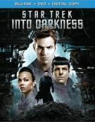 Star Trek Into Darkness (Blu-ray + DVD + Digital Copy) Blu-ray