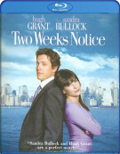 Two Weeks Notice Blu-ray