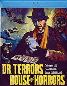 Dr. Terrors House Of Horrors Blu-ray