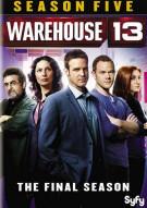 Warehouse 13: Season Five (Repackage) Movie