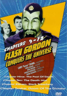 Flash Gordon Conquers The Universe: Chapters 9-12 Movie