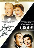 Just For You / Here Comes The Groom Movie