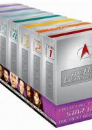 Star Trek: The Next Generation - Seasons 1 - 7 Movie