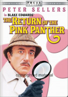 Return of the Pink Panther, The Movie