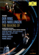 Wagner:  Der Ring Des Nibelungen, The Making Of Movie