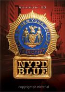 NYPD Blue: Season 3 Movie