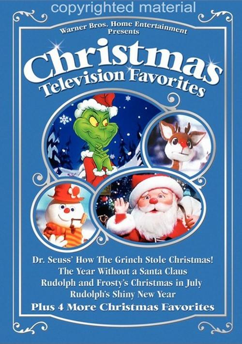 Christmas Television Favorites Movie