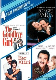 4 Film Favorites: Romance Movie
