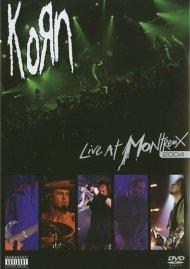 Korn: Live At Montreux 2004 Movie