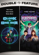 Cloak & Dagger / The Wizard (Double Feature) Movie