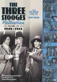 Three Stooges Collection, The: 1949 - 1951 - Volume Six Movie