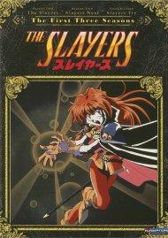Slayers, The, The First Three Seasons Movie